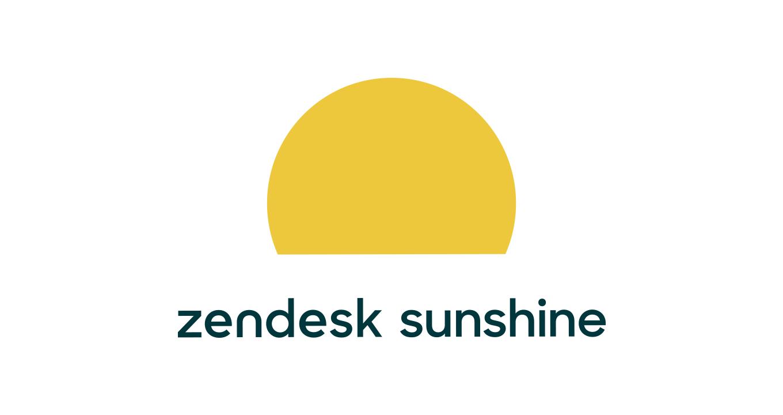 À vous la liberté avec Zendesk Sunshine